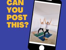 Can you post this? - aka Social Media for the Sake of Social Media