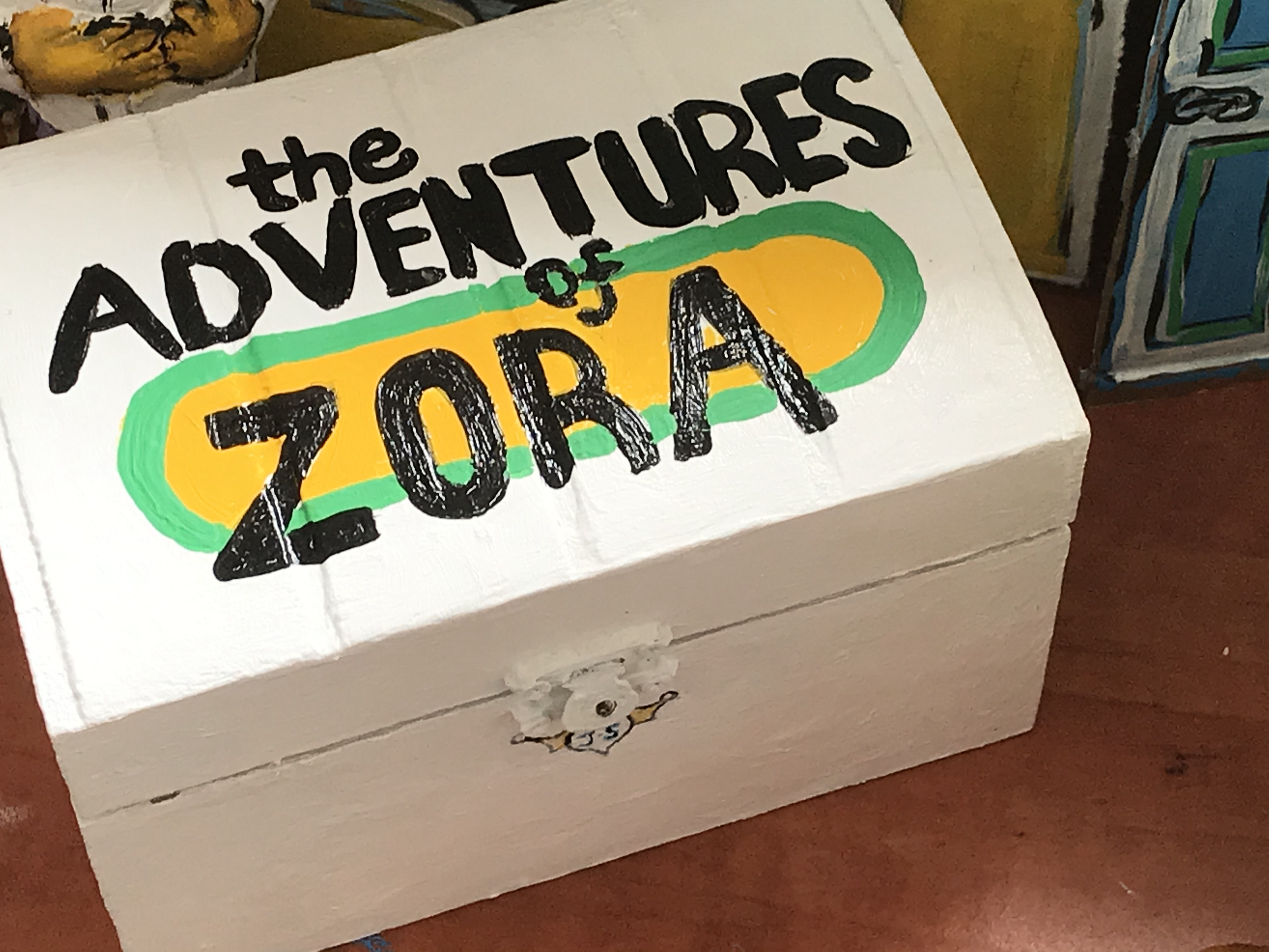 the adventures of zora