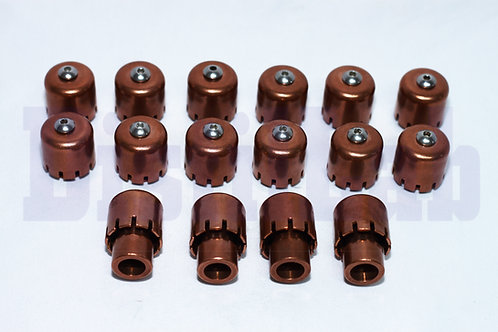 Комплект колпачков 12+4 М1