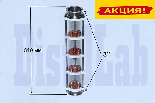 «Оптик» - 3 дюйма (4 тарелки) М1