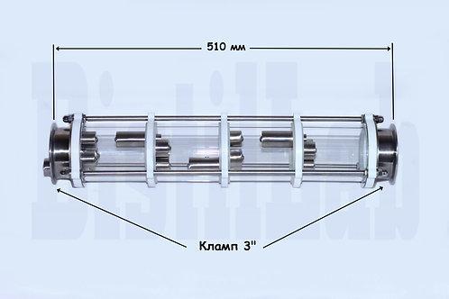 "«Оптик PRO 3""» (4 тарелки)  AISI 304"