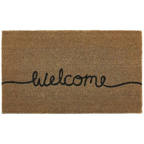 My Mat Printed Coir Doormat Welcome