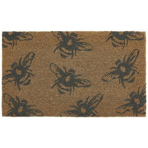 My Mat Printed Coir Doormat Buzzy Bees