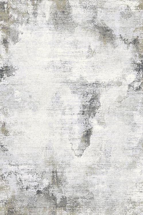 Toros Illusion Frost Grey Rug