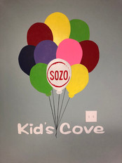 Kid's Cove Painting