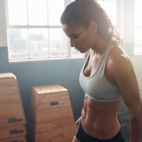 Myths Exposed & Why Women Should Lift Weights.