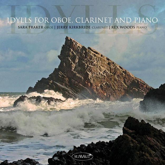 Idylls for Oboe, Clarinet & Piano