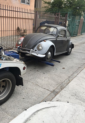 Towing in Beverly Hills