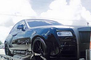 Car Towing in Los Angels