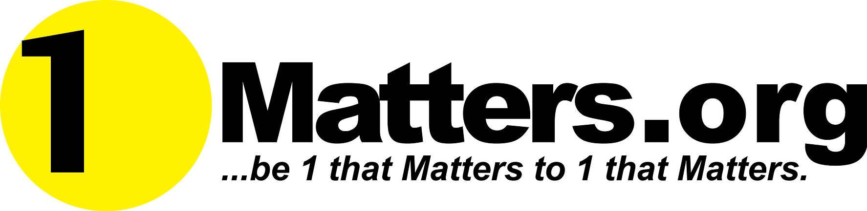 1Matters.org