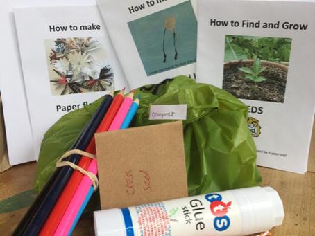 News: Summer creativity for primary children!