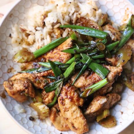 Scallion Chicken
