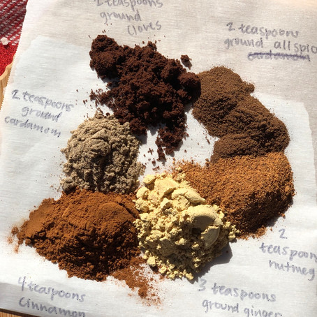 Chai Spice !
