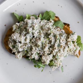 Tarragon Chicken Salad (Royal Blue Grocery Copycat)