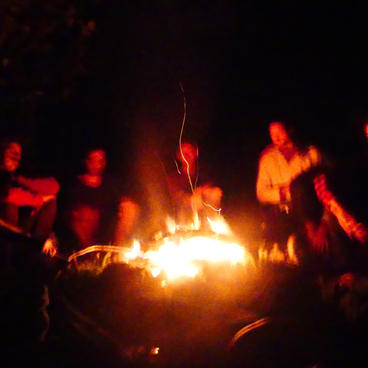 Men's Group Overnight In the Wilderness