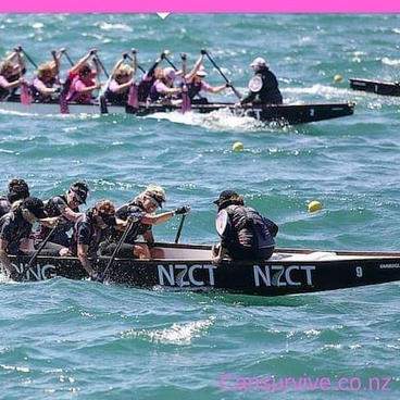 Have a go at dragon boating