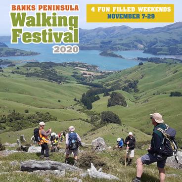 Banks Peninsula Walking Festival