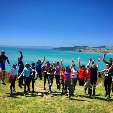Get Outdoors Week Hike at Waitawa Regional Park by Pinoy Adventurers NZ