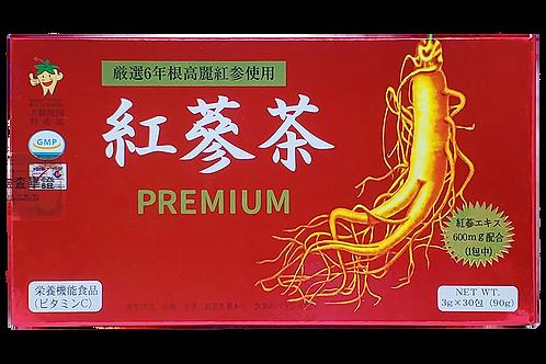 關鍵紅蔘茶PREMIUM