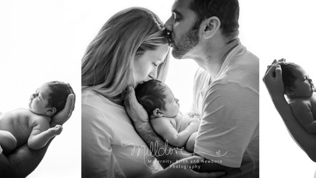 Newborn Photography Session
