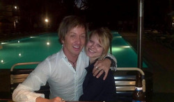 Johnny Alonso & Tracey Fairaway