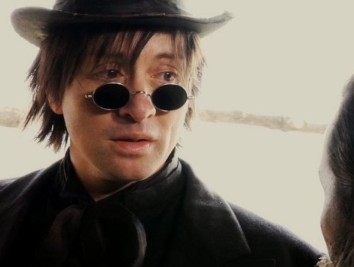 Johnny Alonso as The Mortician