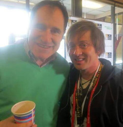 Richard Kind & Johnny Alonso