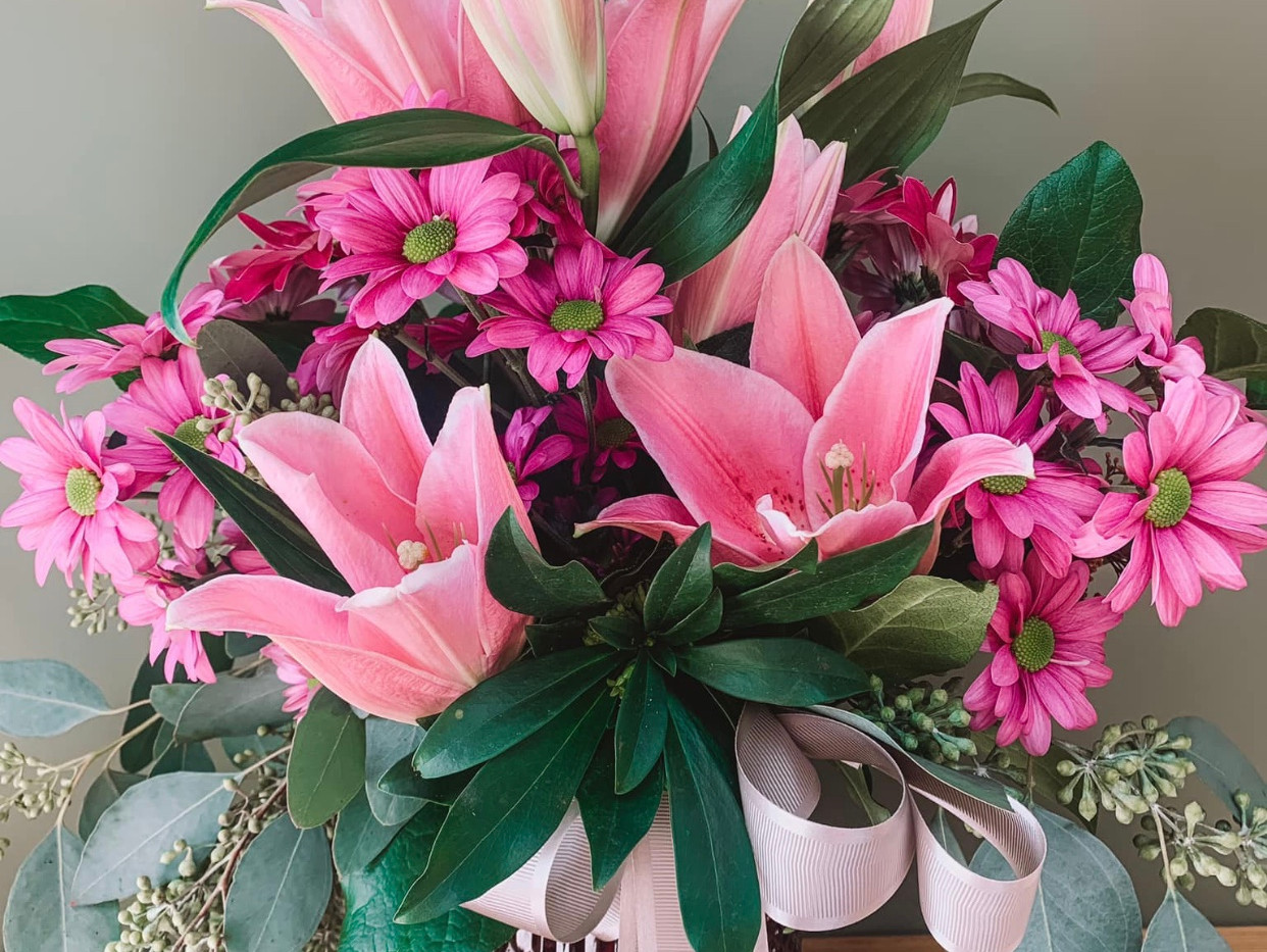Lilly Bouquet - $125.00