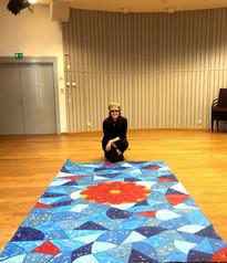 Installation at Högberga Gård