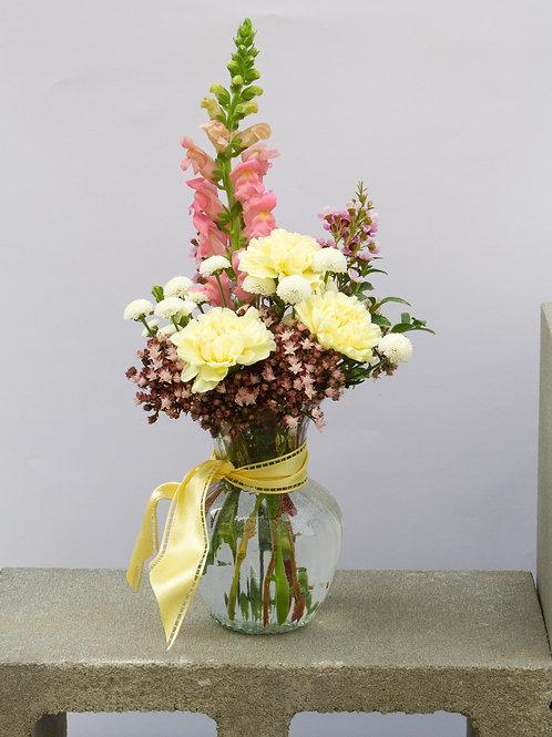 Small Arranged Flowers - Color - original