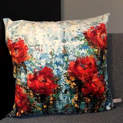 """Cushion """"Roses"""""""
