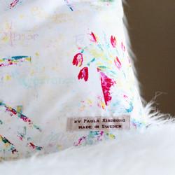 Cushion by Paula Rindborg