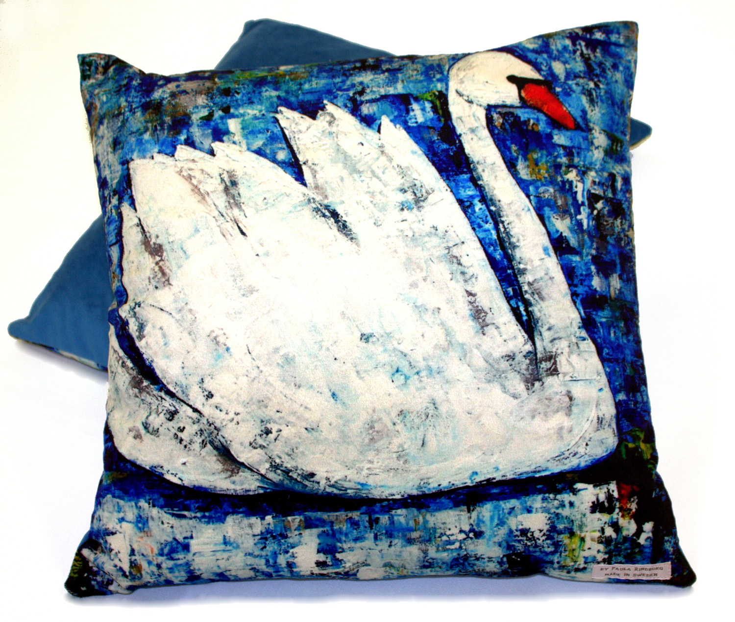 Cushion by Paula Rindborg