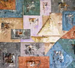 Abstract Sea II