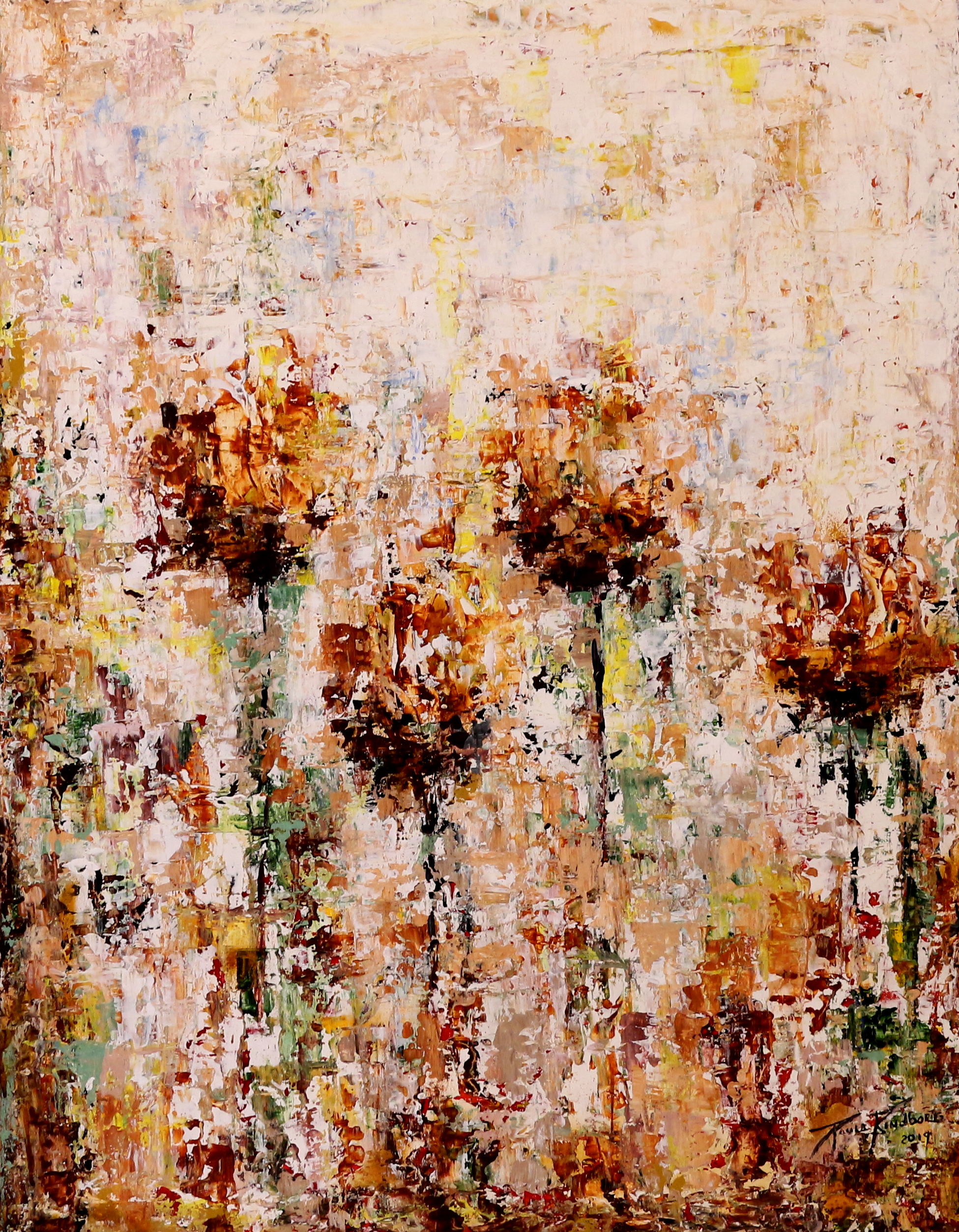 Abstract Garden nr.2