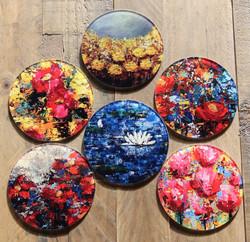 Art in Glas by Paula Rindborg
