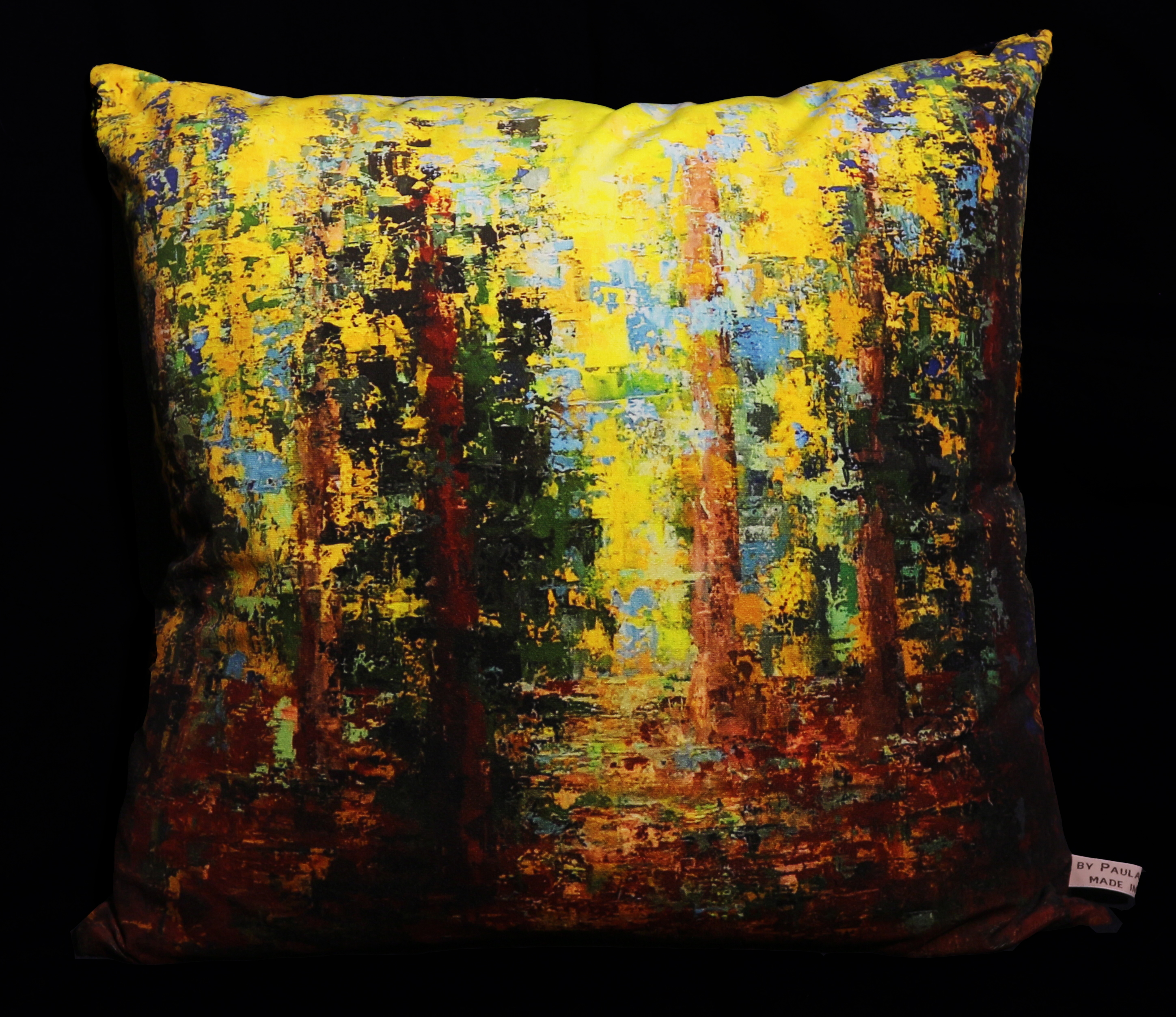 Cushion The Last Forest
