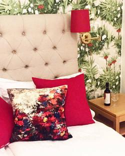 """Cushion """"French Garden"""""""
