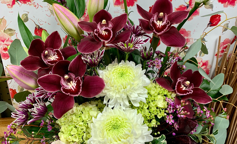 Big Orchid - $137