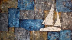 Abstract Sea III