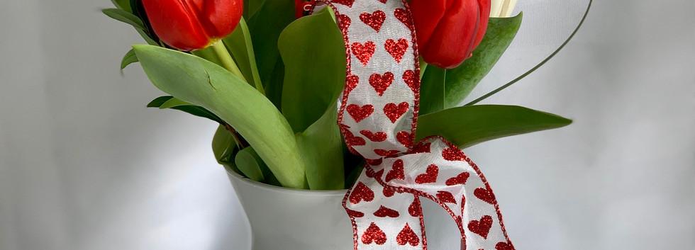 Tulips - $45.00