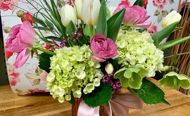 Green/Pink Valentine - $74.00