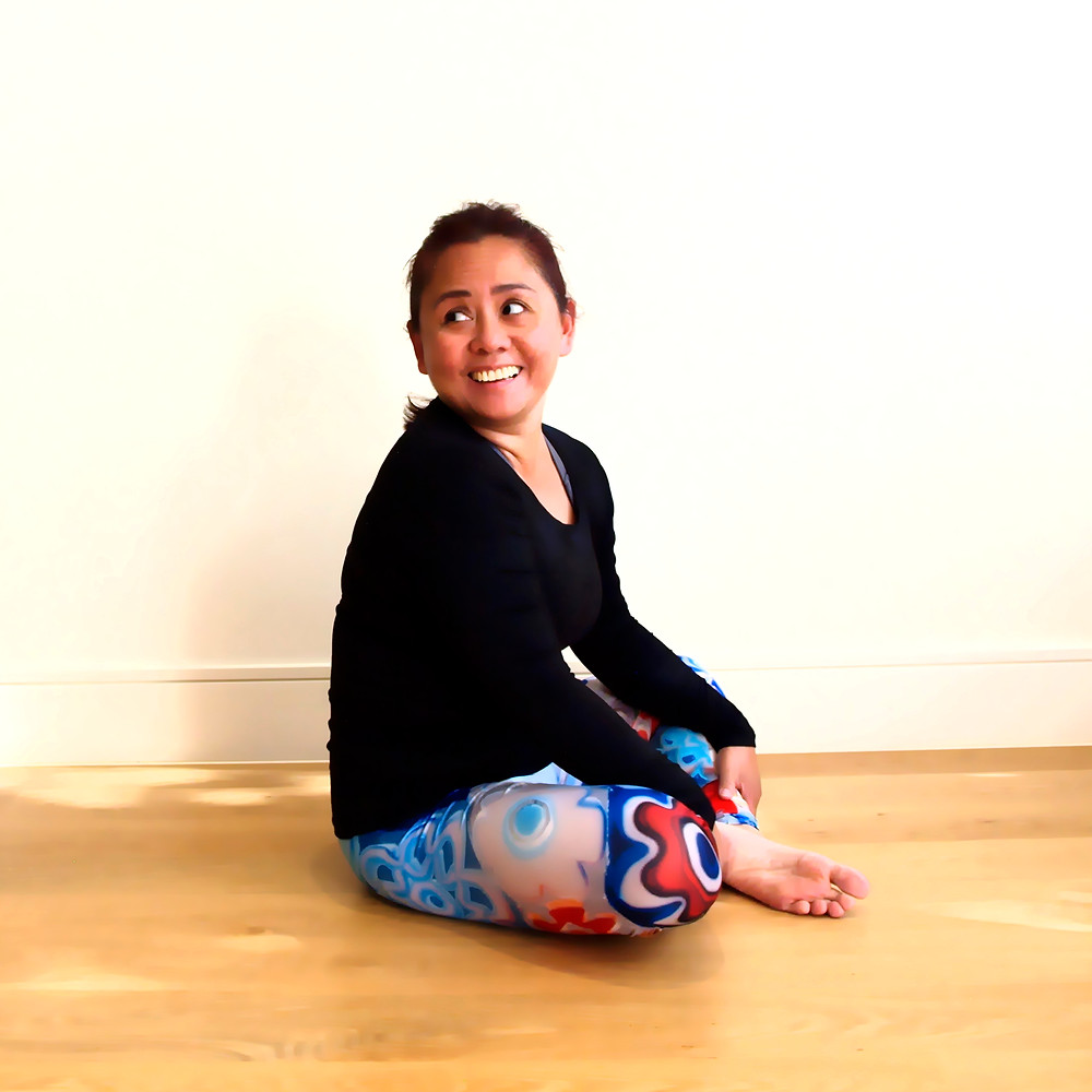 Aileen David, Mad Yogi, rediscover yourself, safe and practical yoga, deconstructing and demystifying yoga
