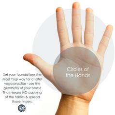 MadYogi Posters (circles of the hands).p