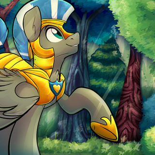 Forest Stroll _Commission_ Shibaroll.png