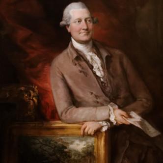 James Christie, premier commissaire-priseur d'Angleterre