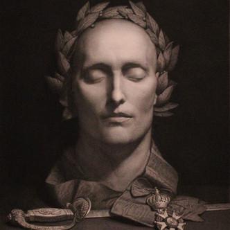 Napoléon n'est plus, au musée de l'Armée