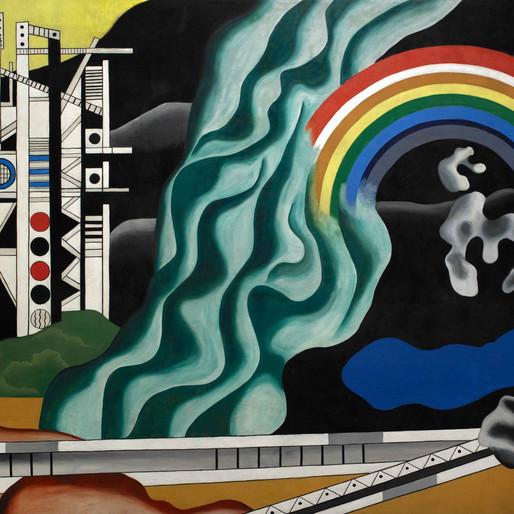 Fernand Léger (1881-1955), peintre du contraste et de la modernité