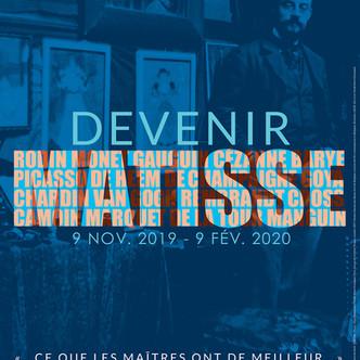 Devenir Matisse – Ce que les Maîtres ont de meilleur, au musée Matisse