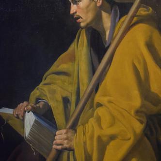 Sur les traces du Saint Thomas de Velasquez, au musée des Beaux-Arts d'Orléans
